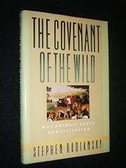 THE COVENANT OF THE WILD by Stephen Budiansky