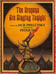 Cover art for THE DRAGONS ARE SINGING TONIGHT