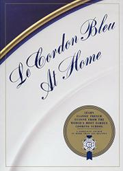 LE CORDON BLEU AT HOME by Andre Cointreau