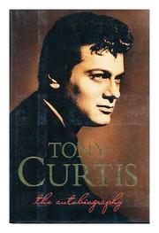 Book Cover for TONY CURTIS