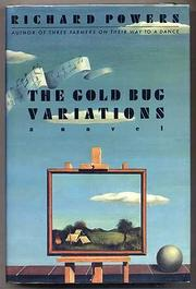 Cover art for THE GOLD BUG VARIATIONS