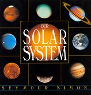 Cover art for OUR SOLAR SYSTEM