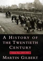 Cover art for A HISTORY OF THE TWENTIETH CENTURY