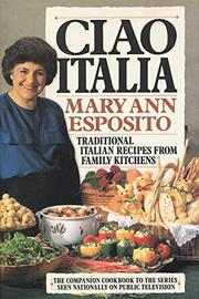 CIAO ITALIA by Mary Ann Esposito
