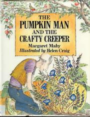 THE PUMPKIN MAN AND THE CRAFTY CREEPER by Margaret Mahy