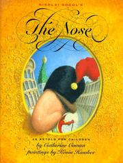 NIKOLAI GOGOL'S THE NOSE by Catherine Cowan
