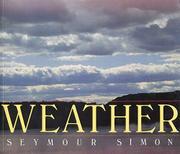 WEATHER by Seymour Simon