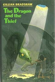 Cover art for THE DRAGON AND THE THIEF