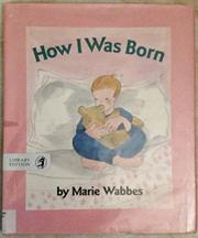 HOW I WAS BORN by Marie Wabbes