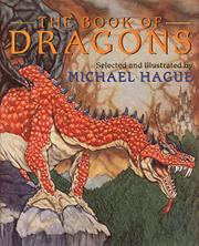 Cover art for THE BOOK OF DRAGONS