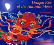 Cover art for DRAGON KITE OF THE AUTUMN MOON