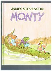 MONTY by James Stevenson