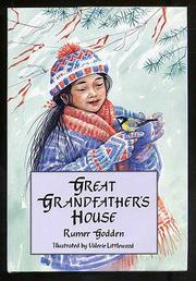 GREAT GRANDFATHER'S HOUSE by Rumer Godden