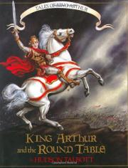 Cover art for KING ARTHUR AND THE ROUND TABLE