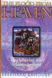 THE FLOOD FROM HEAVEN by Eberhard Zangger