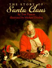 Cover art for THE STORY OF SANTA CLAUS