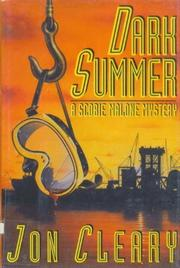 DARK SUMMER by Jon Cleary