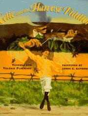 CELIE AND THE HARVEST FIDDLER by Vanessa Flournoy