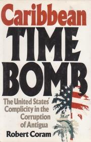 Cover art for CARIBBEAN TIME BOMB