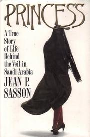 PRINCESS by Jean P. Sasson