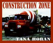 Book Cover for CONSTRUCTION ZONE
