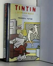 Cover art for TINTIN IN THE NEW WORLD