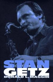 Cover art for STAN GETZ