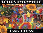 Book Cover for COLORS EVERYWHERE