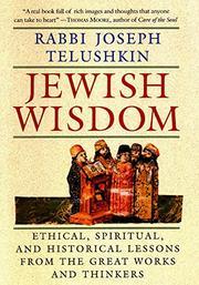 JEWISH WISDOM by Joseph Telushkin