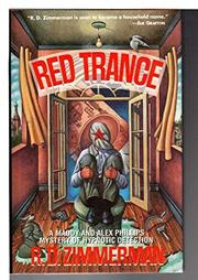 RED TRANCE by R.D. Zimmerman