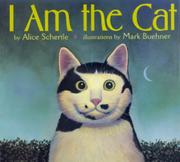 Cover art for I AM THE CAT