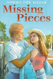 Cover art for MISSING PIECES