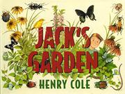 Book Cover for JACK'S GARDEN