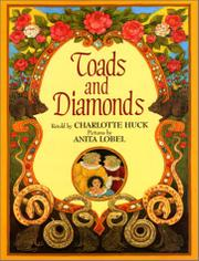 TOADS AND DIAMONDS by Charlotte Huck