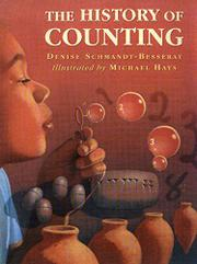 Cover art for THE HISTORY OF COUNTING