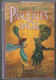 Book Cover for PASQUALE'S ANGEL