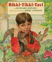 Book Cover for RIKKI-TIKKI-TAVI