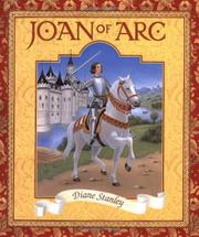 Cover art for JOAN OF ARC
