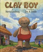 Cover art for CLAY BOY