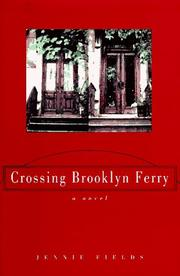 Cover art for CROSSING BROOKLYN FERRY