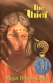 Cover art for THE THIEF