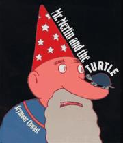 Cover art for MR. MERLIN AND THE TURTLE