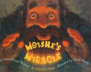 Book Cover for MOISHE'S MIRACLE