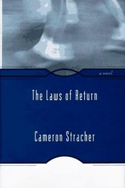 Cover art for THE LAWS OF RETURN