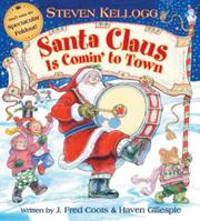 Cover art for SANTA CLAUS IS COMIN' TO TOWN