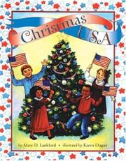 Cover art for CHRISTMAS USA