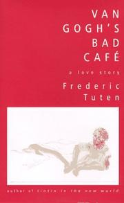 Book Cover for VAN GOGH'S BAD CAFê