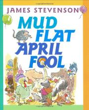 Book Cover for MUD FLAT APRIL FOOL