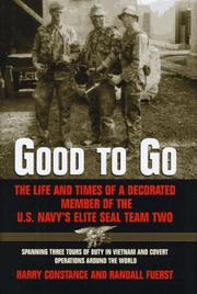 GOOD TO GO by Harry Constance