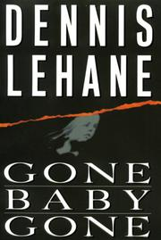 Cover art for GONE, BABY, GONE